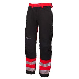 YORK HI VIS CLASS 1 CONSTRUCTION PANT