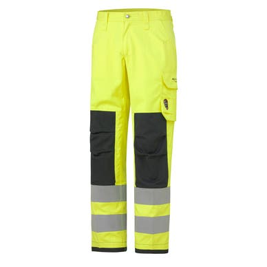 ABERDEEN HIGH VIS FLAME RETARDANT CLASS 2 WORK PANTS