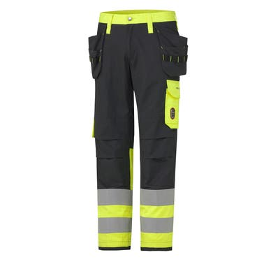 ABERDEEN FLAME RETARDANT HI VIS CLASS 1 CONSTRUCTION PANT