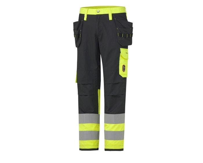 ABERDEEN HIGH VIS FLAME RETARDANT CONSTRUCTION PANTS