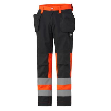 ALTA CLASS 1 HIGH VIS CONSTRUCTION WORK PANTS