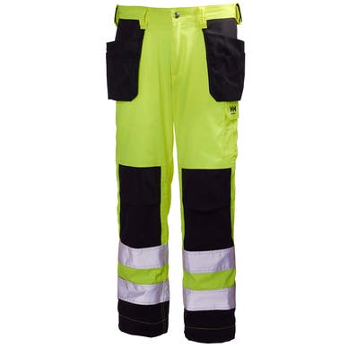ALTA HIGH VIS CONSTRUCTION PANTS