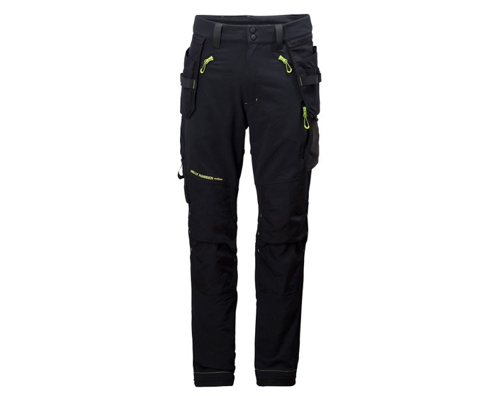 MAGNI WORK PANT, C44, BLACK