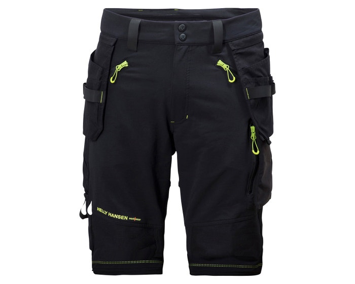 MAGNI REINFORCED STRETCH FABRIC CONSTRUCTION SHORTS