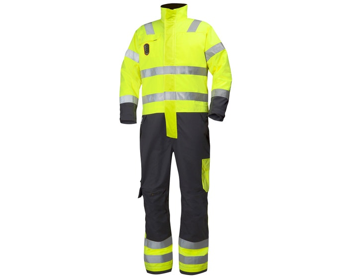 ABERDEEN HIGH VIS FLAME RETARDANT SUIT