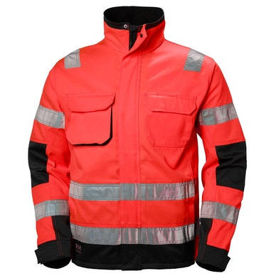 ALNA CLASS 3 DURABLE HIGH VIS JACKET