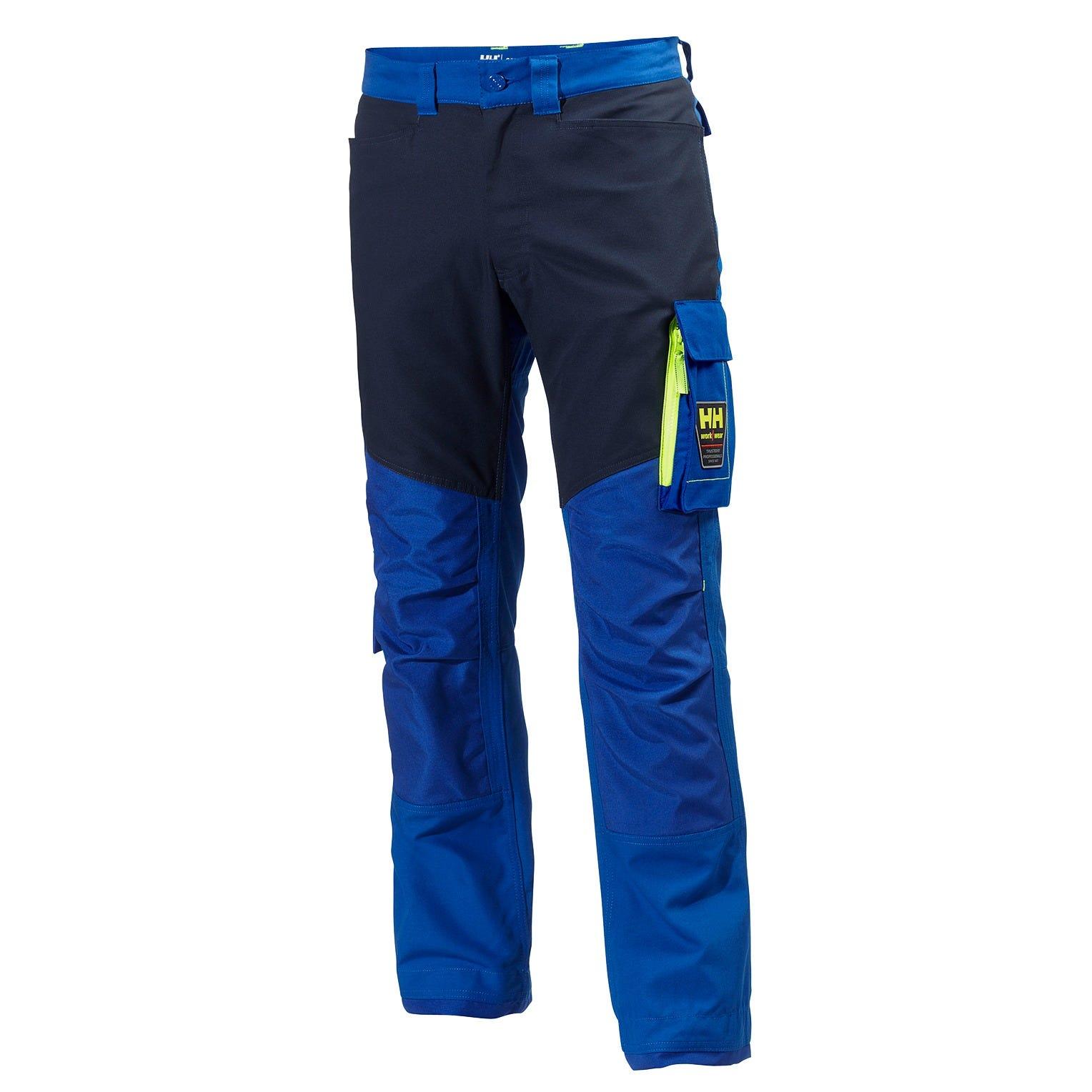Helly Hansen Broeken Aker 77400 kobaltblauw-avondblauw(555)