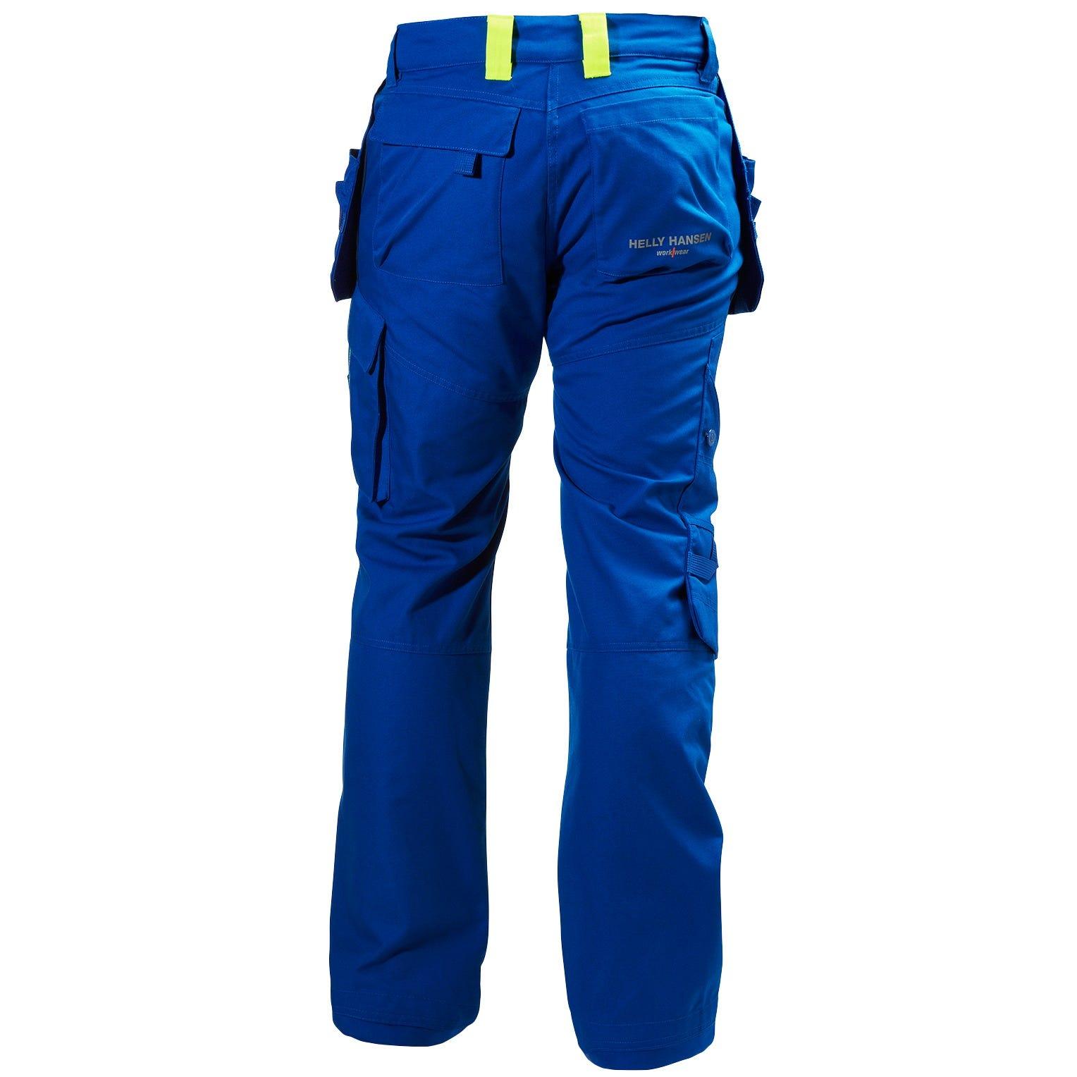 Helly Hansen Werkbroeken Aker 77401 kobaltblauw-avondblauw(555)