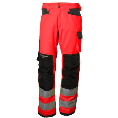 ALNA DURABLE CLASS 2 HIGH VIS CONSTRUCTION PANTS