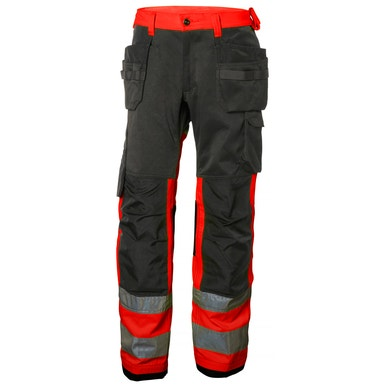 ALNA CLASS 1 HIGH VIS CONSTRUCTION PANTS
