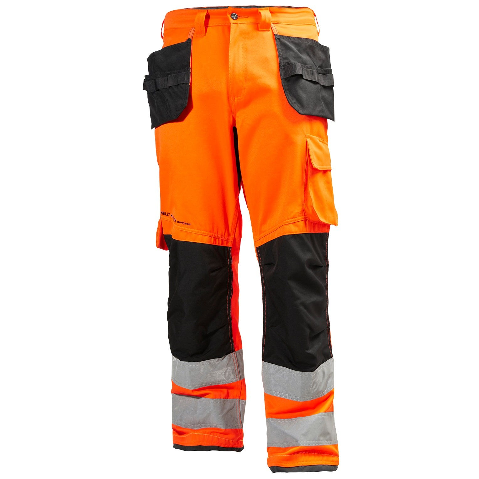 Helly Hansen Broeken Alna 77413 High Vis fluo oranje-antracietgrijs(269)
