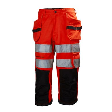 ALNA HI VIS CLASS 2 CONSTRUCTION PIRATE PANT