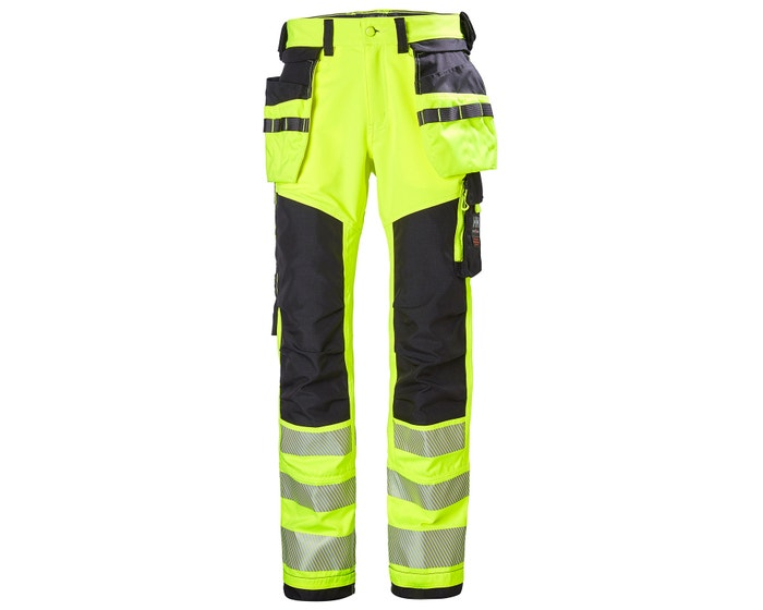 ICU CLASS 2 HIGH VIS CONSTRUCTION WORK PANTS