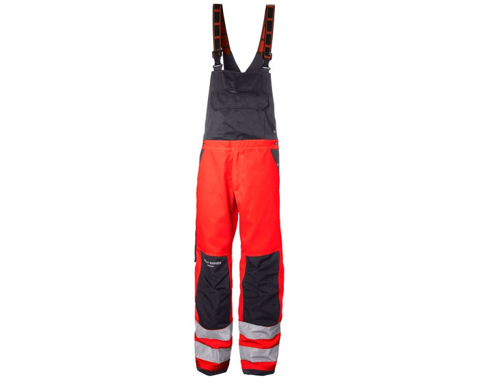 ALNA HIGH VIS REINFORCED CLASS 2 BIB TROUSERS