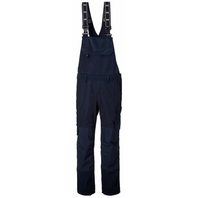 OXFORD 4-WAY STRETCH DURABLE WORK BIBS