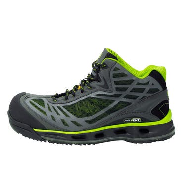 MAGNI MID CUT COMPOSITE TOE S1P SAFETY SHOE