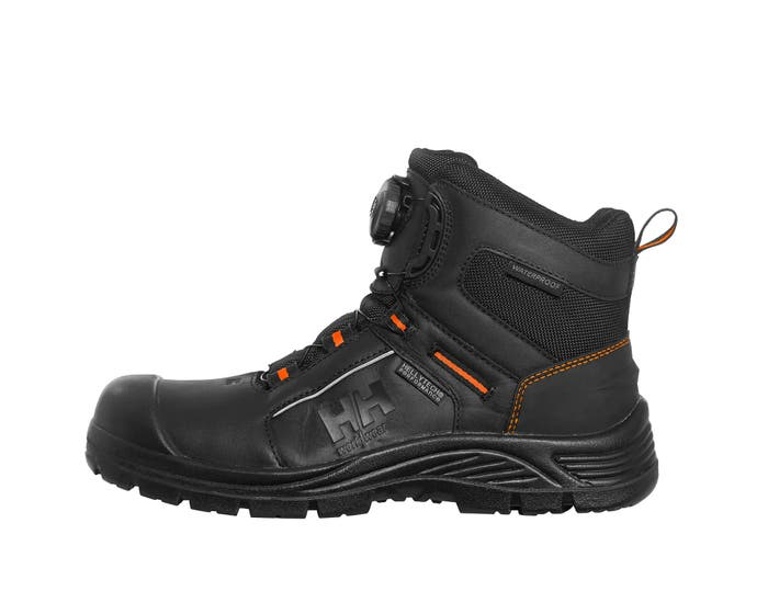 ALNA WATER RESISTANT BOA FIT LEATHER BOOTS