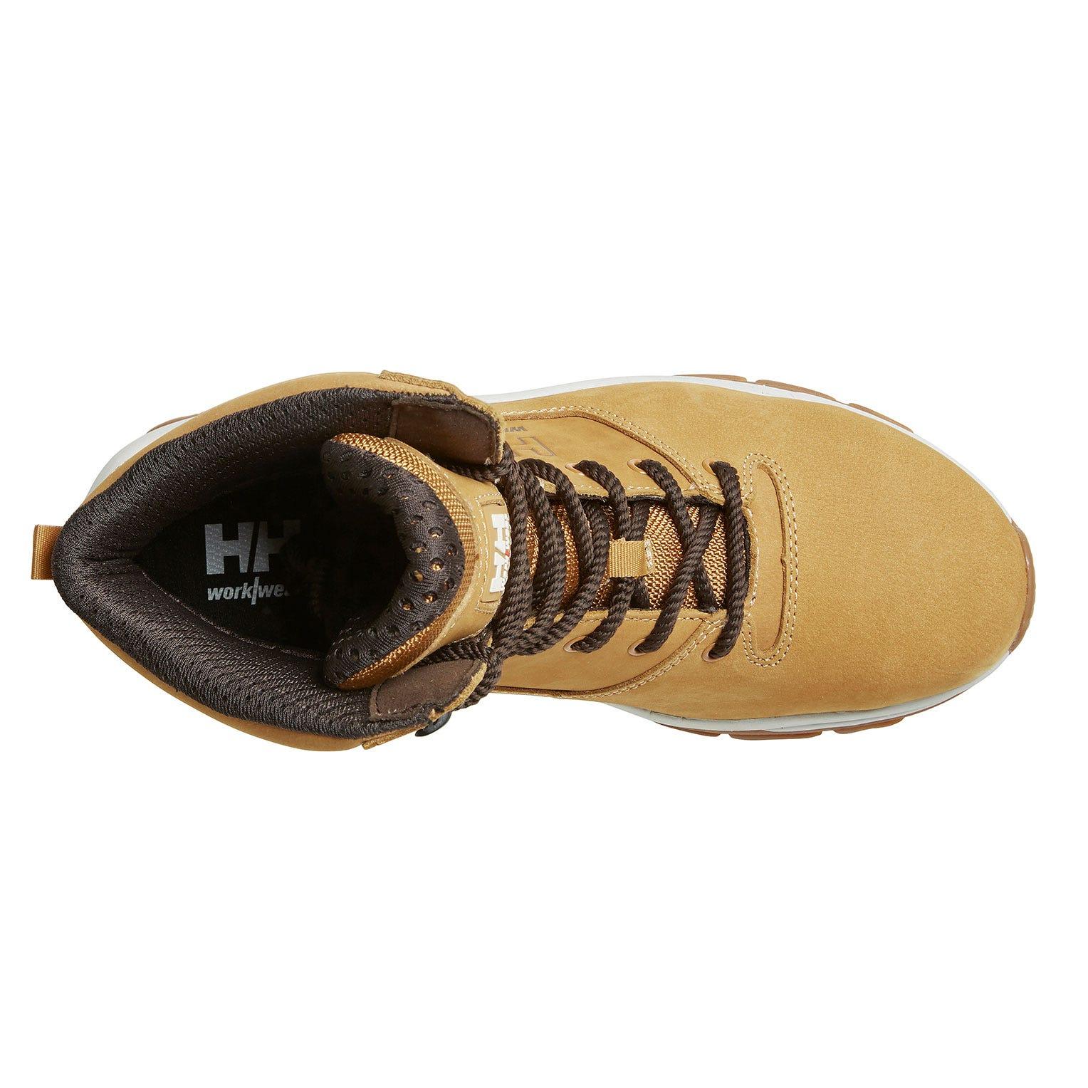 Helly Hansen Veiligheidslaarzen Ferrous 78264 bruin(750)