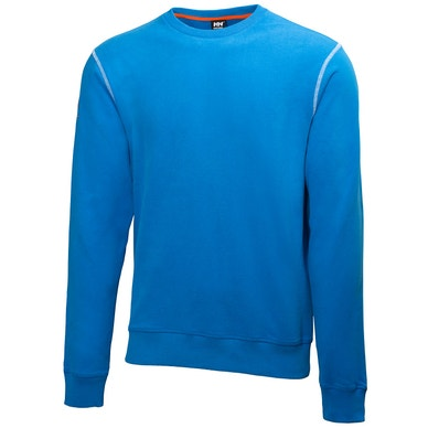 OXFORD INSULATED COTTON SWEATSHIRT