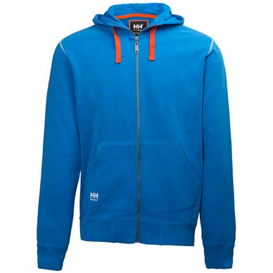 OXFORD FZ COMFORTABLE FIT DURABLE HOODIE
