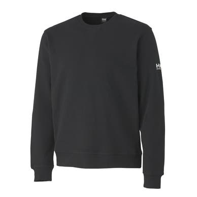 SALFORD SWEATER W/LOGO LEFT SLEEVE