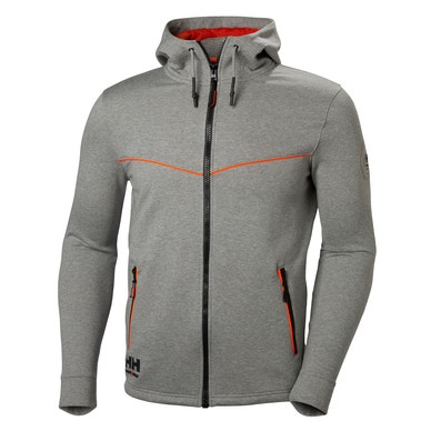 CHELSEA EVOLUTION COMFORTABLE FIT ZIP HOODIE