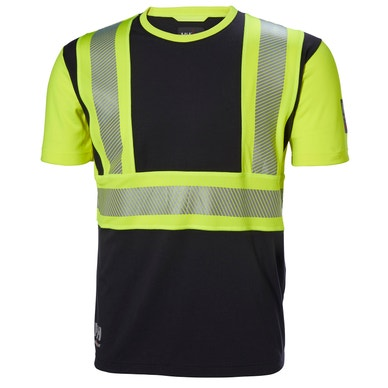 ICU CLASS 1 HIGH VIS T-SHIRT