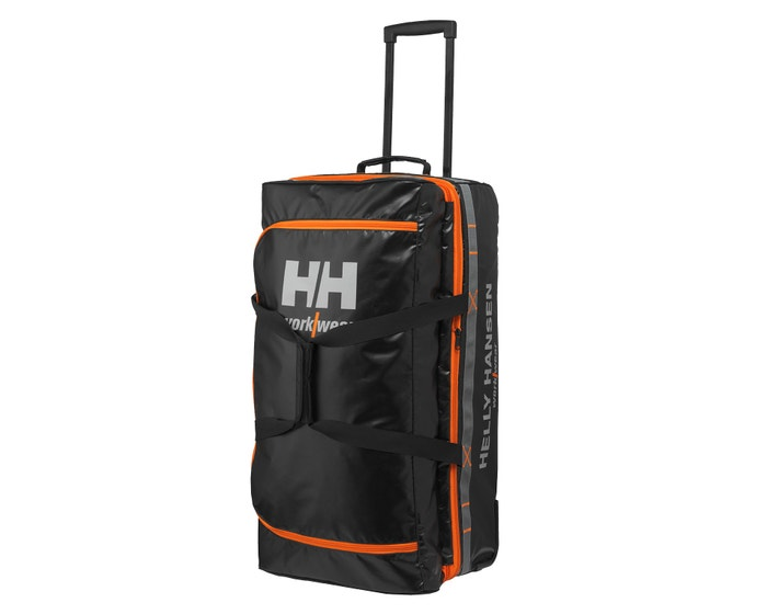 95L DURABLE PVC TROLLEY BAG