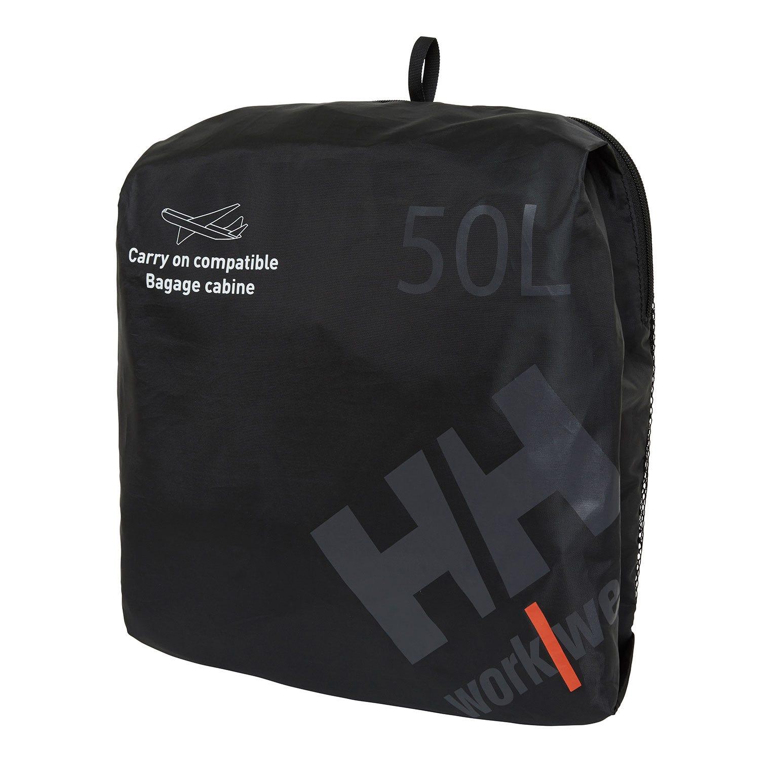 Helly Hansen Reistassen Duffel 79572 Inhoud 50 liter zwart(990)