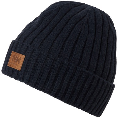 KENSINGTON FLEECE LINED WOOL BEANIE
