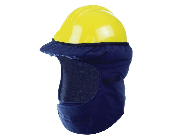 Hard Hat Pullover         F115