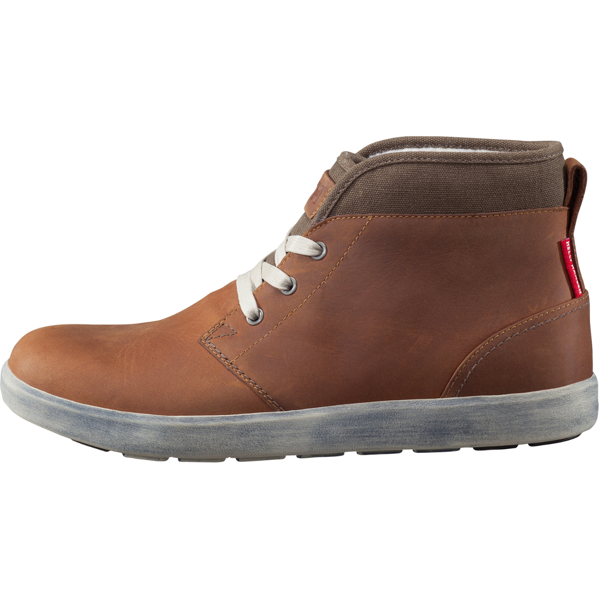 Mens Gerton Oxfords, Brown Helly Hansen