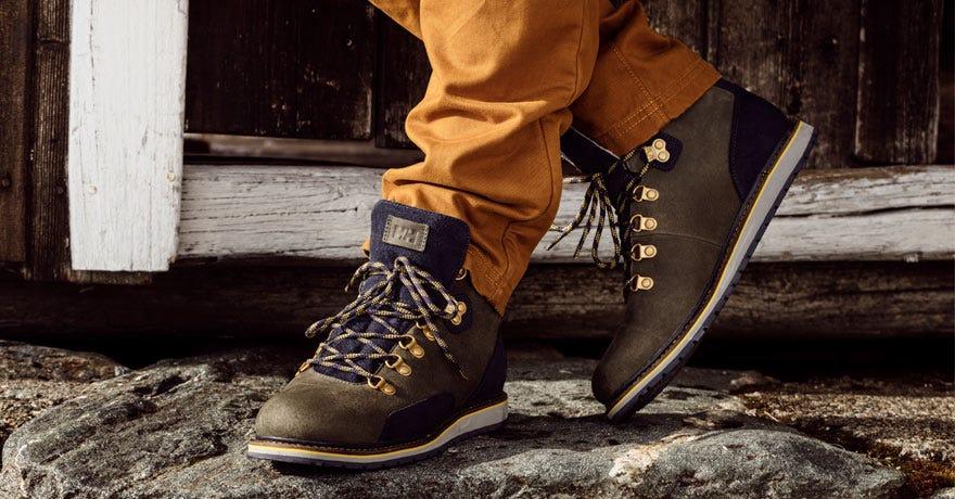Men's Fall Footwear