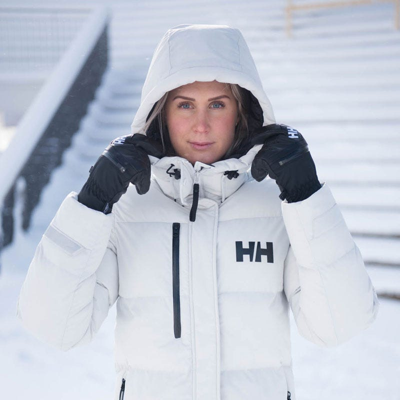 puma winter jacket svensk
