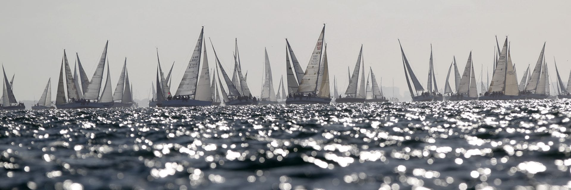5ab4eb4ccf Organized by the Island Sailing Club, the Round the Island Race is a famous  one-day sailing event, attracting more than 1,600 boats with more than  16,000 ...