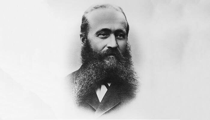 Sea Captain Helly Juell Hansen founded Helly Hansen together with his wife Maren Margrethe