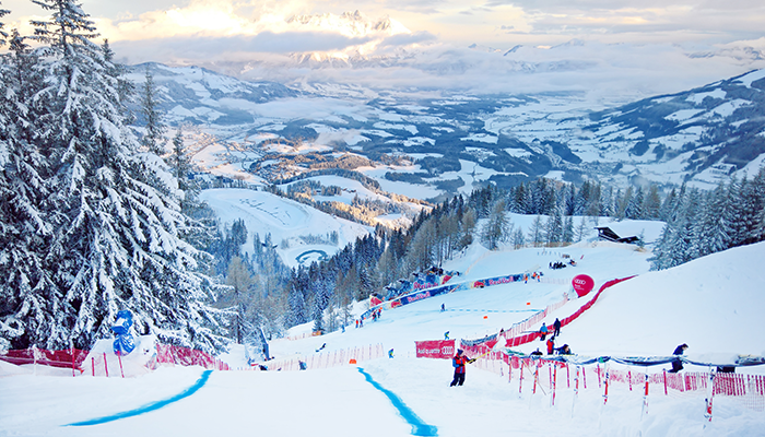 Helly Hansen Official Outdoor Clothing Partner of the Hahnenkamm Races