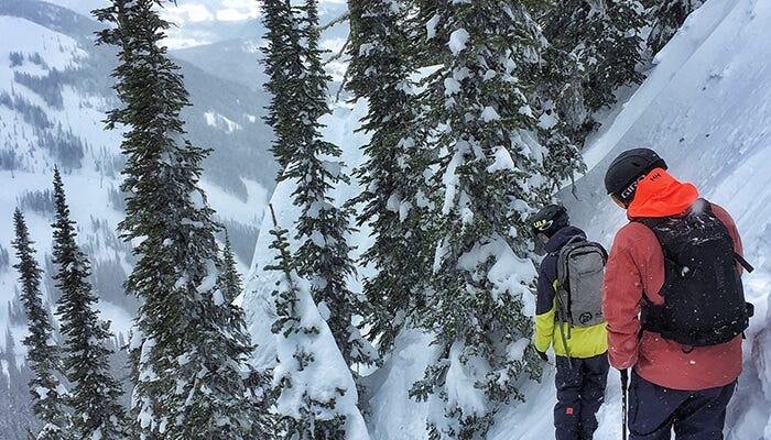 Warren Miller's Face of Winter or Red Mountain Ski Patrollers