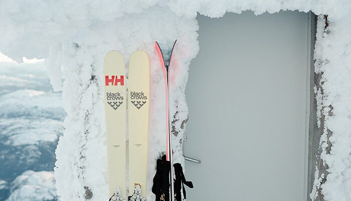 Rent the right ski equipment for your trip