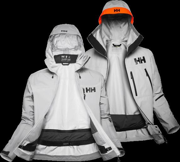 Lifa Infinity Pro Jackets